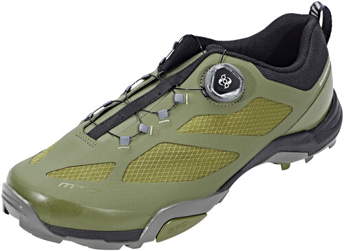 Shimano SH-MT7 - Chaussures - Olive Pointures 38 2018 Chaussures VTT